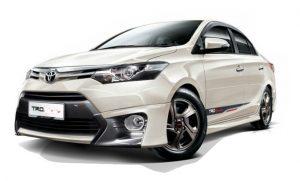 Toyota Vios TRD Sportivo 2018