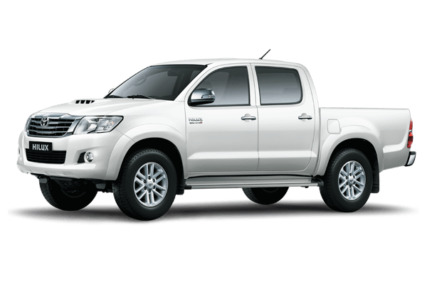 Toyota Hilux Double Cab Manual 2014