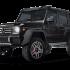 Mercedes-Benz G-Wagon 2018 (Auto)