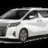Toyota Alphard 2016 (Auto)
