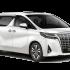 Toyota Alphard (Auto)