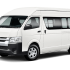 Toyota Hiace (Manual)