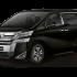 Toyota Vellfire (Auto)