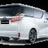 Toyota Vellfire 2019 (Auto)